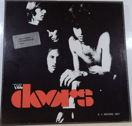 Doors, The - The Complete Stockholm '68 Tapes  -3Vinyl-LP-Set-  rare Bullshit Records