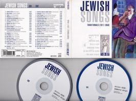 V. A. - Jewish Songs Traditionals (1911-1950) -2CD- Digipack