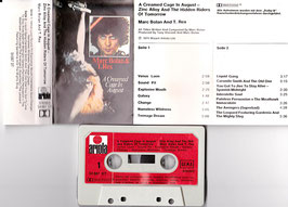 Marc Bolan & T. Rex - A Creamed Cage In August Kassette/ Tape 54 887 DT
