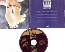 James - Seven -CD-