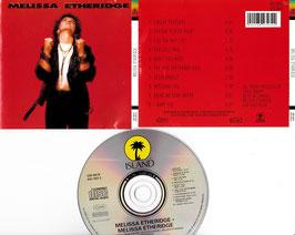 Melissa Etheridge - Melissa Etheridge -CD- 842 303-2 CID 9879