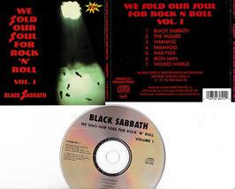 Black Sabbath - We Sold Our Soul For Rock ´N´ Roll -CD-
