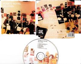 Punk´d Royal - Bellyfeel -CD- PDR