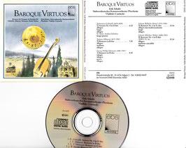 Baroque Virtuos - Erik Schultz, Vladislav Czarnecki -CD- ebs 6051