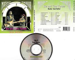Ike and Tina Turner - Rockin´ And Rollin´ -CD- Music Mirror 1021.2016-2