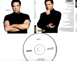 Tom Jones - This Is... Tom Jones -CD- The Ultimative Hit Collection 1965 - 1988
