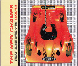 The New Champs - Tequila -CD- NEU/ OVP