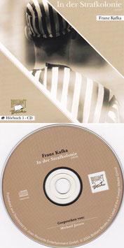 Franz Kafka - In der Strafkolonie -CD- Hörbuch Brilliant Books Michael Jussen
