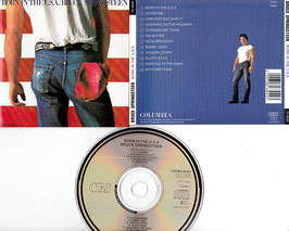 Bruce Springsteen - Born In The U.S.A. -CD-