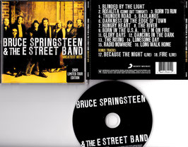 Bruce Springsteen & The E Street Band - Greatest Hits -CD- Limited Tour Edition