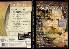 Man Doki - Soulmates Absolutely Live -DVD + CD-