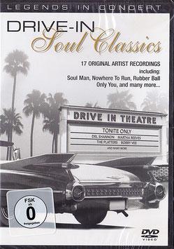 V. A. - Drive-In Soul Classics -DVD- NEU/ OVP Shirelles Platters Sam Moore