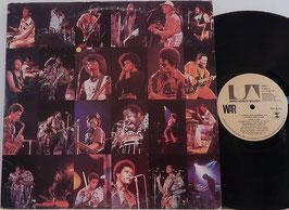 WAR - War Live -Vinyl-Doppel-LP- US-Press UA-LA193-J2