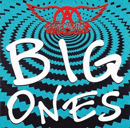 Aerosmith - Big Ones -CD- UK Press GED 245 46
