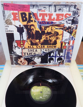 The Beatles - Anthology 2 -Vinyl-3-LP- UK Press