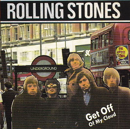 Rolling Stones - Get Off Of My Cloud -CD-