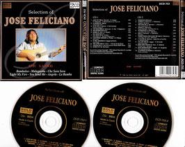 Jose Feliciano - Selection of Jose Feliciano -2CD-
