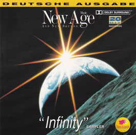 V. A. - New Age Music And New Sounds -CD- Infinity Sampler