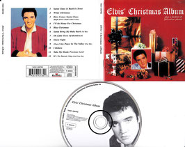 Elvis Presley - Elvis´ Christmas Album -CD-