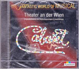 Cabaret - Originalaufnahme d. deutschsprachigen Erstaufführung -CD- NEU / OVP