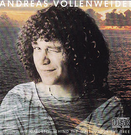 Andreas Vollenweider - Behind The Gardens - Behind The Wall - Under The Tree -CD- US Press