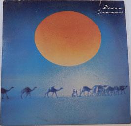 Santana - Caravanserai -Vinyl-LP-