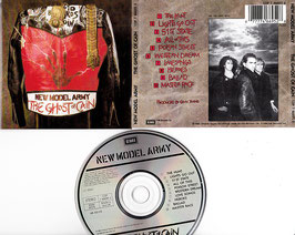 New Model Army - The Ghost Of Cain -CD-