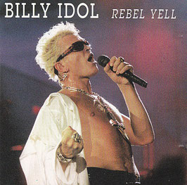 Billy Idol - Rebel Yell -CD-