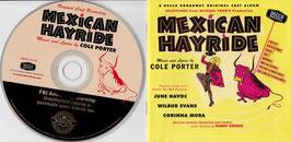 Mexican Hayride - Original Cast Recording -CD- Cole Porter