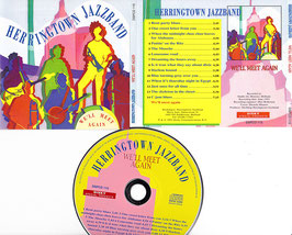Herringtown Jazzband - We´ll Meet Again -CD- Disky DSPCD 115