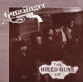 Gunslinger - The Hired Guns EP -5TrackCD- US