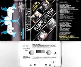 Flesh For Lulu - Siamese Twist Kassette/ Tape 5-Track Cassingle BEG 184C