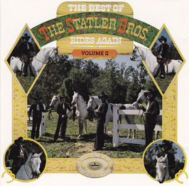 The Statler Brothers - The Best of the Statler Brothers -CD- Rides Again Volume II