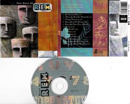 R.E.M. - The Best Of R.E.M. -CD- REM