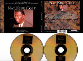 Nat King Cole - 2 CD Deluxe Edition -2CD- Dejavu Retro Gold Collection