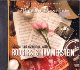 Rodgers & Hammerstein - Enchanted evenings with.... -CD- NEU/ OVP US