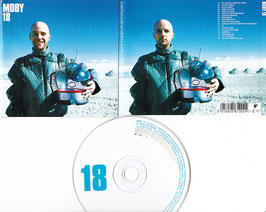 Moby - 18 -CD-