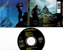 Depeche Mode - Construction Time Again -CD- 7243 8 41803 2 4 Reissue