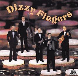 Dizzy Fingers - Dizzy Fingers -CD-