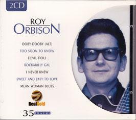 Roy Orbison - Same -DoppelCD- Real Gold 35 Tracks