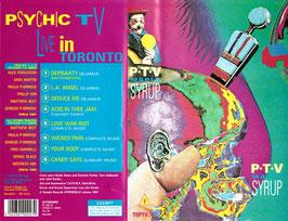 Psychic TV - Maple Syrup -VHS- Live in Toronto RARE Genesis P-Orridge
