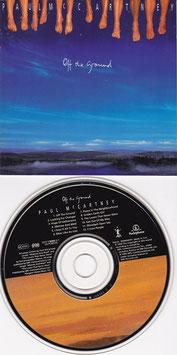 Paul McCartney - Off The Ground -CD-