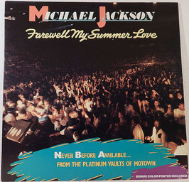 Michael Jackson - Farewell My Summer Love 1984 -Vinyl-LP- Motown 6101ML