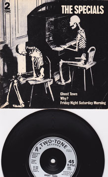"""The Specials - Ghost Town -7""""Single- 2 Tone Records"""