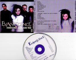 Evanescence - Ultra Rare Trax -CD-