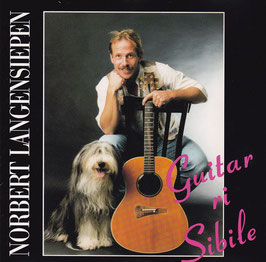 Norbert Langensiepen - Guitar Ri Sibile -CD-