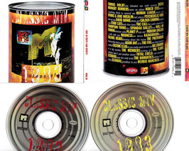 V. A. - Classic MTV: Class Of 1983 -2CD- Dolby Psychedelic Furs The Call The Fixx