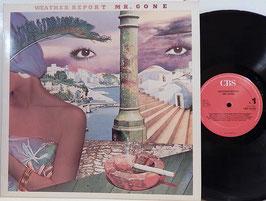 Weather Report - Mr. Gone -Vinyl-LP- CBS 32790