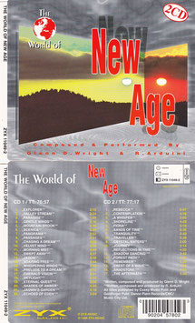 Glenn D. Wright & R. Arduini - The World of New Age -DoppelCD- ZYX