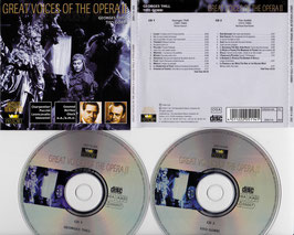 Georges Thill / Tito Gobbi - Great Voices Of The Opera II -2CD-